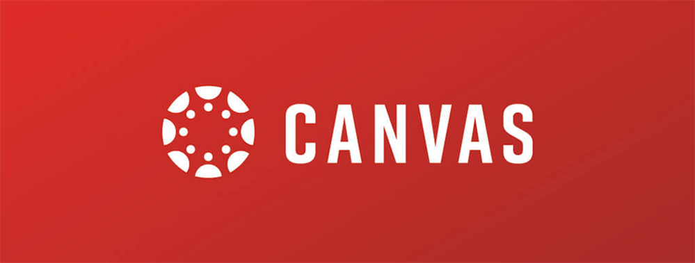 Canvas Logo and Login