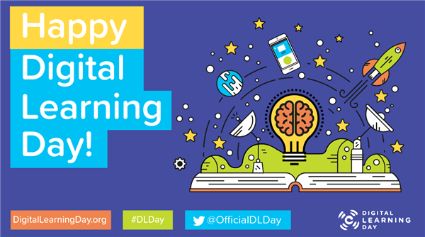 Icon for Digital Learning Day