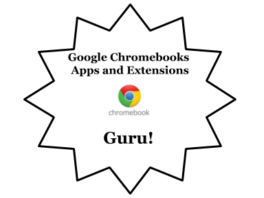 Google Chromebooks Apps and Extensions