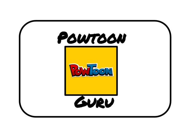 PowToon Badge