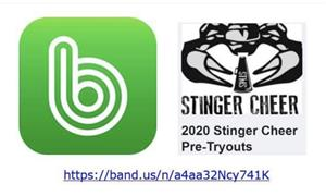 2020 Pre-Tryout Band App