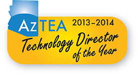 Badge of Technology Director of the Year