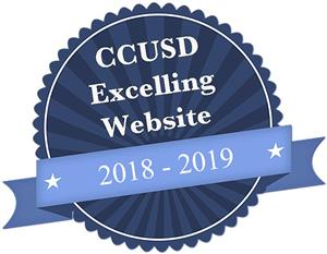 Excelling Website Badge