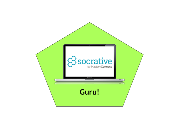 Socrative Badge