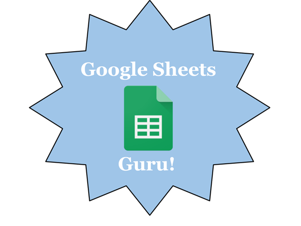 Google Sheets Badge