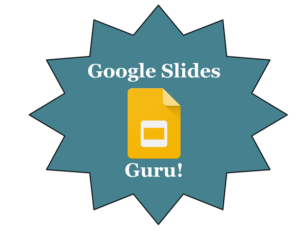 Google Slides Badge