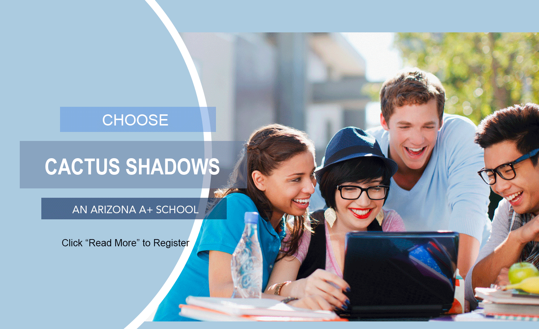 Cactus Shadows High School / Homepage